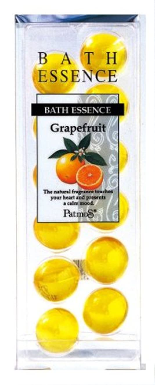 きらきら趣味動物園パトモス バスエッセンス 12P グレープフルーツ