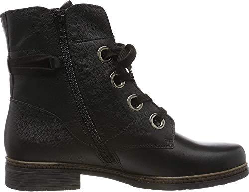 Gabor Shoes Damen Casual Stiefeletten, Schwarz (Schwarz 20), 39 EU