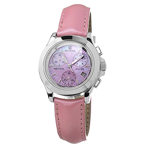 Reloj CYMA 9116 Rosa Mujer