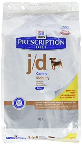 Hill' s presciption Diet Canine J/D–Cibo per Cani–Mobilità–2kg