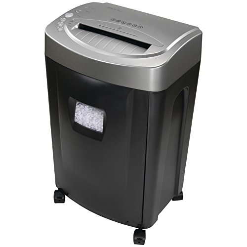 Find Bargain Royal MC14MX 14 Sheet Micro Cut Shredder Black