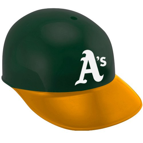 Rawlings Oakland Athletics Official MLB Batting Helmet