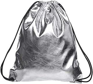 حقيبة ظهر برباط من الجلد الصناعي بنمط جمجمة من BOXMO للسفر أو التسوق حقائب يومية عادية (أسود2)