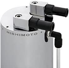 Mishimoto MMOCC-LA Aluminum Oil Catch Can - Large, Aluminum