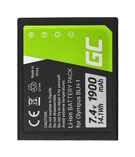 Green Cell® BLH-1 BCH-1 HLD-9 Batería para Olympus OM-D E-M1 Mark 2...