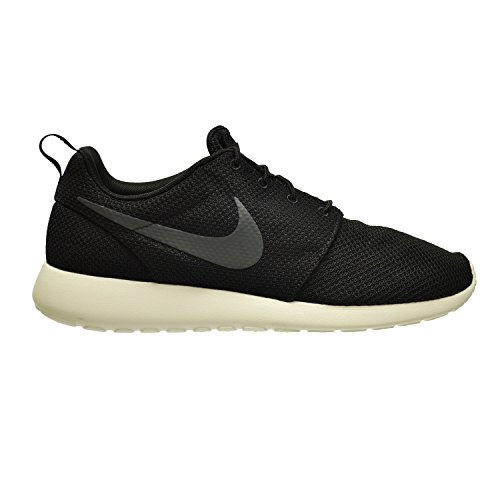 Nike Roshe Run One Men's Shoes Black/Anthracite-Sail 511881-010 (8.5 D(M) US)