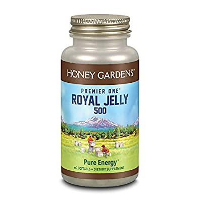 Premier One Royal Jelly 500 Mg Multivitamins with Minerals
