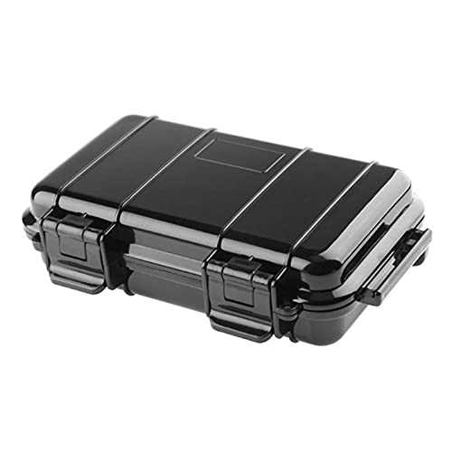 Caja de herramientas Caja de herramientas al aire libre a prueba de golpes Resistente a la presión a prueba de polvo Caja de herramientas sellada ABS Caja de herramientas de plástico Caja de secar Alm