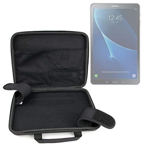 """DURAGADGET Mallette de Transport pour Samsung Galaxy Tab A 2019 Wi-FI SM-T510 / LTE T515 10,1"""", Tab A 10.5 Wi-FI SM-T590 / LTE SM-T595 Tablette Tactile - Rigide et Légère"""