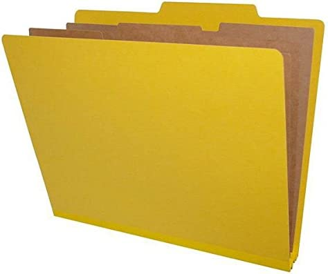 25 Pt. Pressboard Classification Folders 2 5 L ROC Cut Tab Top Al sold out. Max 72% OFF