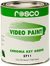 Rosco Chroma Key Paint, 1 Quart, Green
