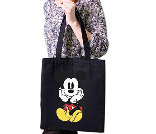 Eco Friendly Mickey Mouse Tote Bag for Adults