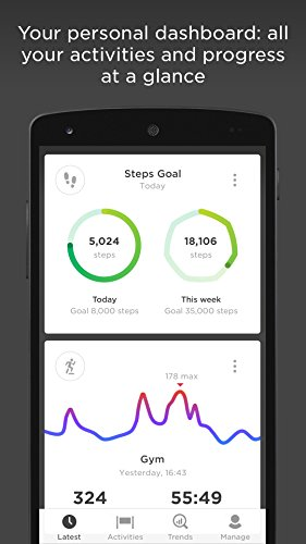 TomTom Touch Cardio + Body Composition - 7