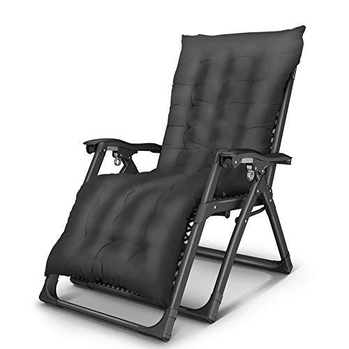 Fauteuils inclinables Feifei Chaise de Jardin Pliante inclinable Chaise Longue de Jardin Chaise Longue Zéro Gravity Portable Chaise de Plage Pliant (Couleur : C)