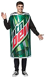 Mountain Dew Costume