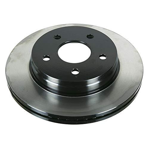 Wagner Rotor de frein BD126062E Premium avec revêtement E