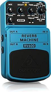دواسة إصدار Ultimate Reverb من Behringer RV600