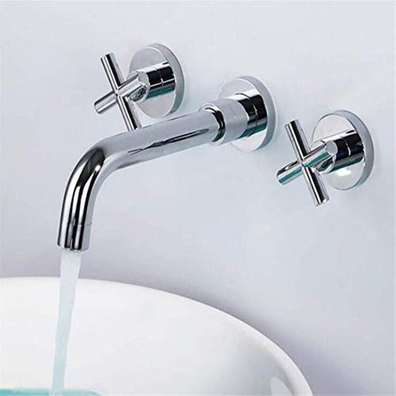 Wasserhahn Moderner Luxus-Wasserhahnmischerwaschbecken Wasserhahn Bad Wasserhahn Hohe Runde Waschbecken Mischer Wasserhahn