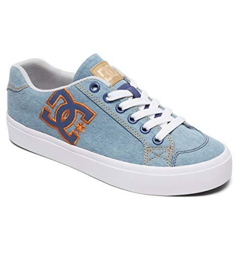 DC Shoes Chelsea Plus TX Se - Chaussures - Femme - EU 37.5 - Bleu