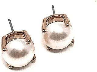 Best rose gold pearl stud earrings Reviews