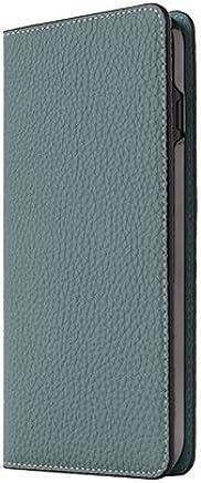 LORNA PASSONI German Shradero Calf Folio Case 【日本正规代理店商品】LP-GSC-iP8P-LBL iPhone8 Plus/7 Plus Light Blue