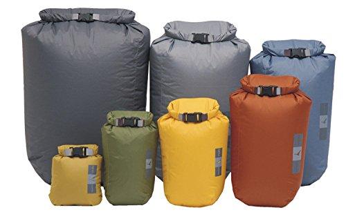 Exped Fold Drybag S - Corn Yellow
