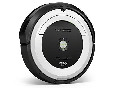 iRobotロボットクリーナールンバ680ホワイトR680060