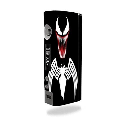 Decal Sticker Skin WRAP Venom for Kanger KBOX Mini