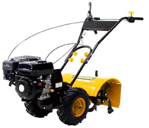 Vertikutierer Benzin Motorhacke Gartenfräse WGT 60
