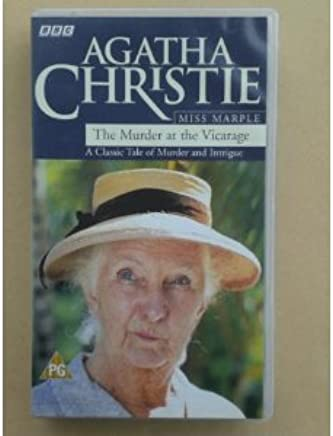 Agatha Christie's Miss Marple - Murder At The Vicarage