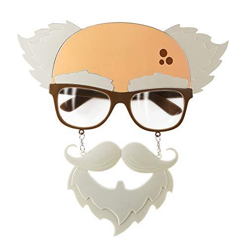Widmann - bril voor leeftijd man met baard