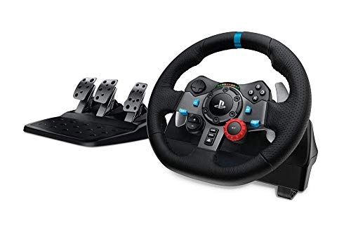 Rueda for Xbox One - Controlador de Carreras inalámbrico con Juego aéreo (Xbox One) ZHNGHENG