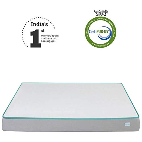 Best memory foam mattress india