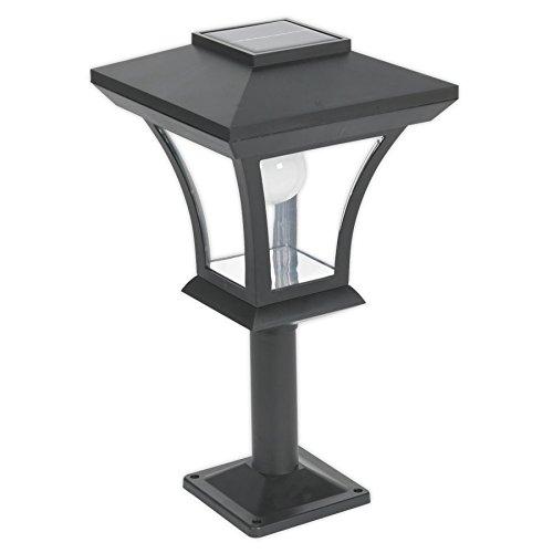 Sealey GL60 - Aplique de luz para jardín (bombilla LED solar)