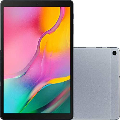Tablet Samsung Galaxy Tab A SM-T510 Prata com 10.1', Wi-Fi, 32GB