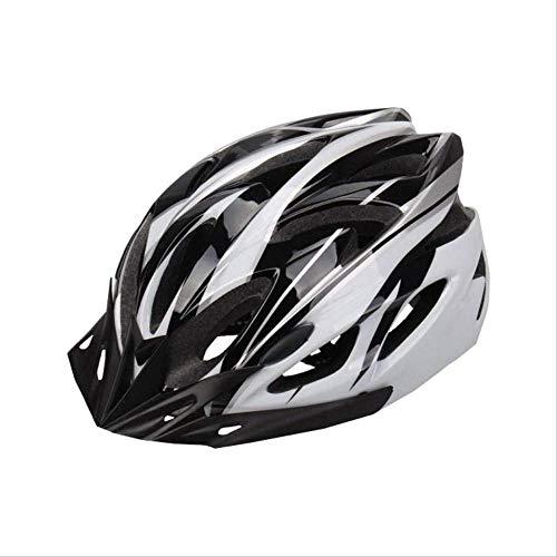 Fahrradhelm, Integrierte Helme Für Herren Und Damen, Mountainbike-Helme