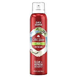 top rated Old Spice Dry Shampoo for Men, Fijian Fragrance, Hair Treatment, 4.9 oz 2021