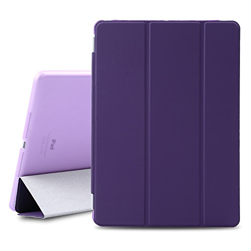 BESDATA PT4105 Tablet-Schutzhülle, Apple iPad Air, violett, Stück: 1
