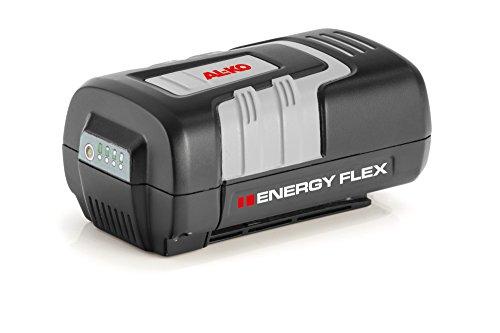 AL-KO Akku, Li-Ion 40 V / 4 Ah, hochleistungsstarker Akku für Artikel aus der Energy-Flex Familie, kein Memoryeffekt, geringe Selbstentladung