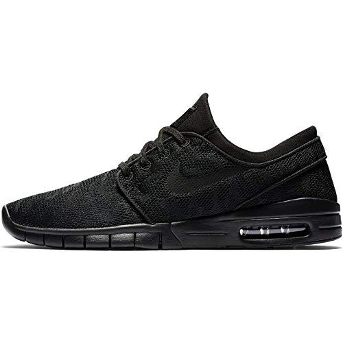 Nike Jungen Stefan Janoski Max STEFAN JANOSKI MAX - Schwarz (Black / Black / Anthracite 099) , 36.5 EU