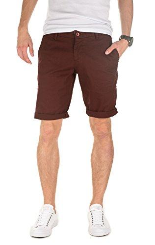 WOTEGA Pantalones Cortos Cargo para Hombre Penta Bermuda