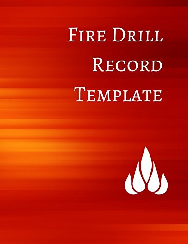 Fire Drill Record Template
