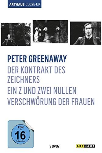 Peter Greenaway - Arthaus Close-Up [3 DVDs]