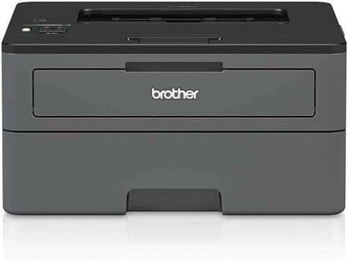 Brother HL-L2375DW Imprimante Laser - Monochrome - Silencieuse - Rentable - Conçue pour Durer - A4 - Airprint