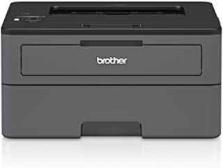 Brother HLL2375DW - Impresora láser monocromo con red cableada, Wifi y dúplex (34 ppm, USB 2.0, Wifi Direct, procesador de...