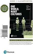 One World, Many Cultures, Books a la Carte (10th Edition)