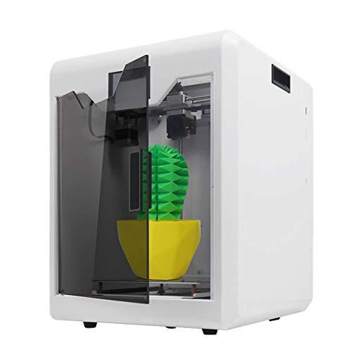 XYANZ DIY imprimante 3D, Grand Volume de Fabrication Unique extrudeur, prototypage Rapide, imprimante LCD 3D avec 3,5 « » Smart Touch écran Couleur Hors Ligne Imprimer