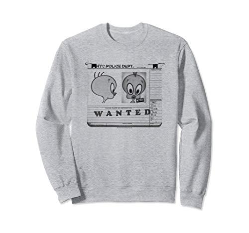 Looney Tunes Tweety Wanted Sweatshirt