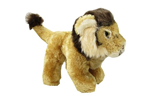 Funny Animal Parade Lion en Peluche, 25 cm, modèle # 12057