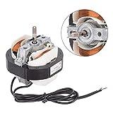 Motore asincrono, AC 230 V 50 HZ 2100-2300 giri/min Riscaldatore ad alta potenza 2000 W Motore con palo tutto ombreggiato in rame per asciugatrici manuali Riscaldatori elettrici Umidificatori